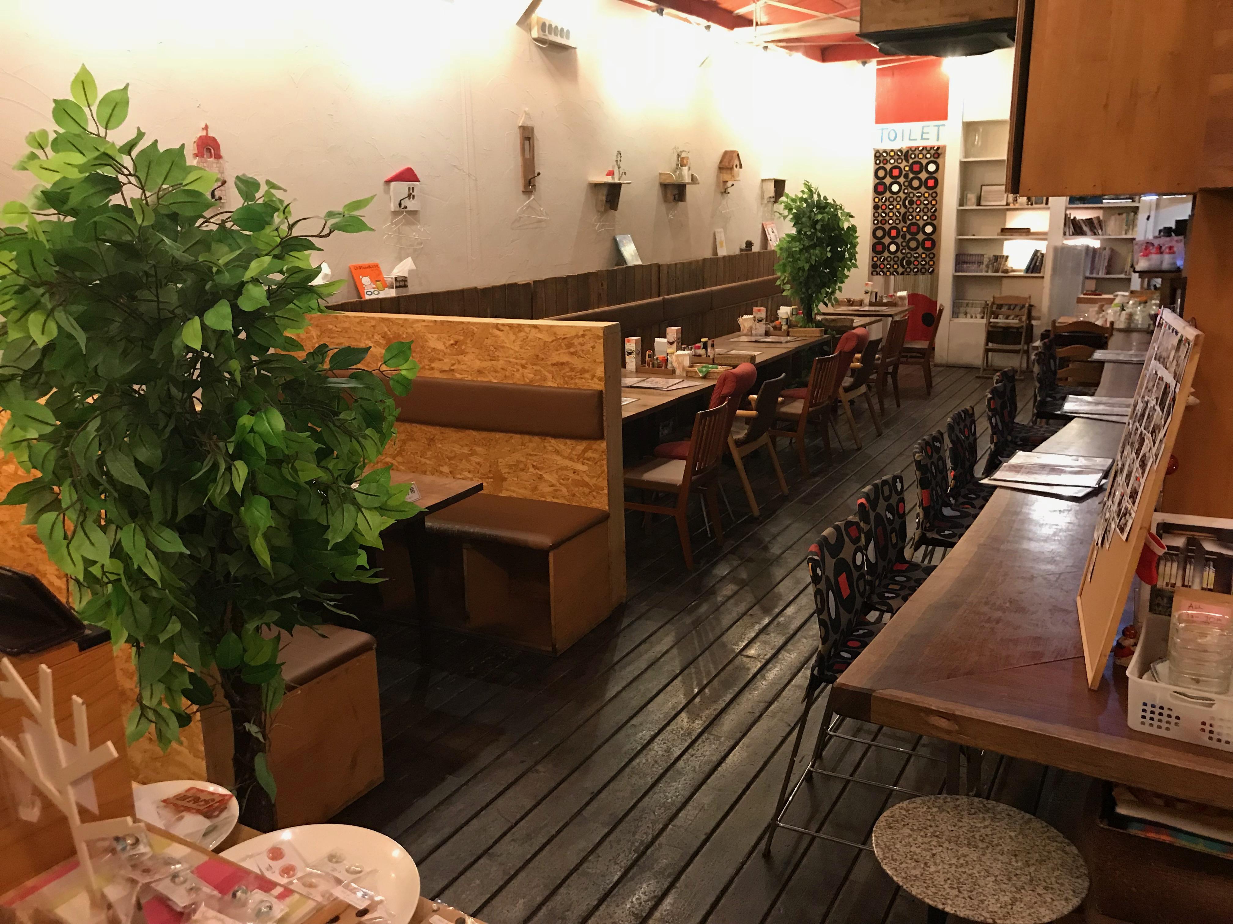 安城市のおすすめカフェ|朝から夜までモーニングもランチも出来る店